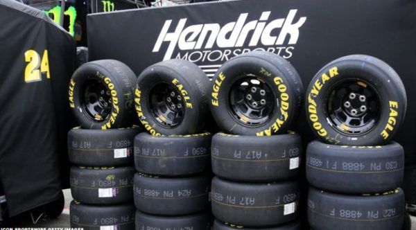 Tire Failures Eliminate Numerous Contenders from Brickyard 400