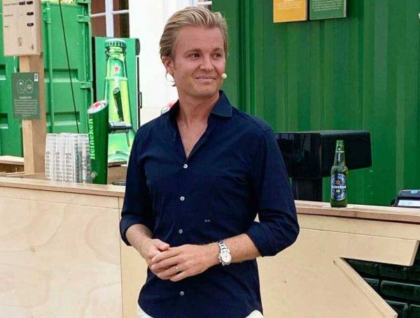"""""""Formula 1″ now in principle can not become electric. Nico Rosberg on F1's focus on sustainability"""